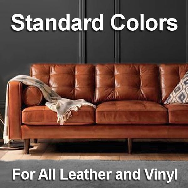 Click to go to our Standard Color Chart
